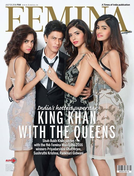 Thank you all the ladies ( and the boys ) at Femina.