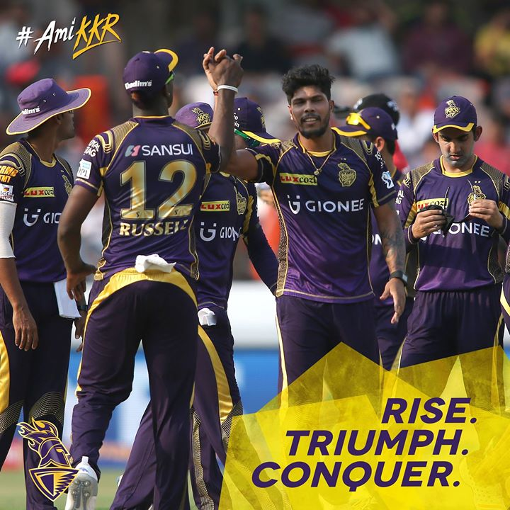 Kolkata Knight Riders Main Tera FAN Ho Gaya….