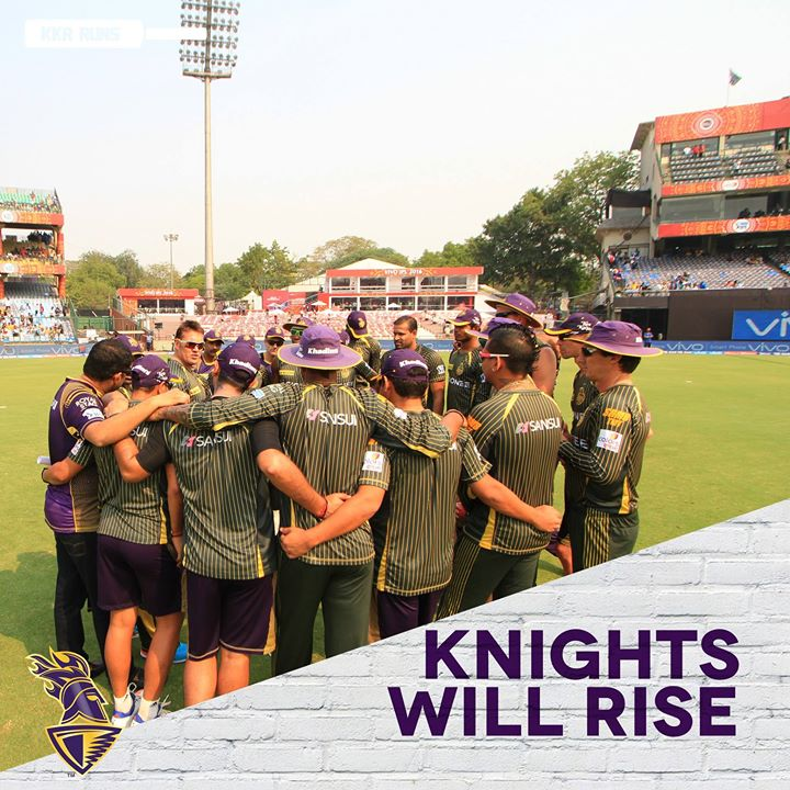 Wow Delhi Daredevils awesome win. Kolkata Knight Riders completely outplayed in end overs in both innings. Ami KKR we will be back am sure. Well played.