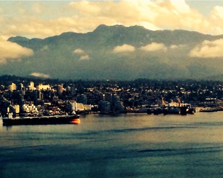 Vancouver get ready to be Slammed!!! So many memories of this pretty city...desperate to do our best SLAM JAM tonite.