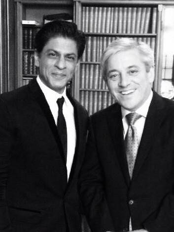 Thanks Mr. Speaker Rt. Hon. John Bercow & my friend Mr. Keith Vaz for a wonderful ceremony for the Global Diversity Award.