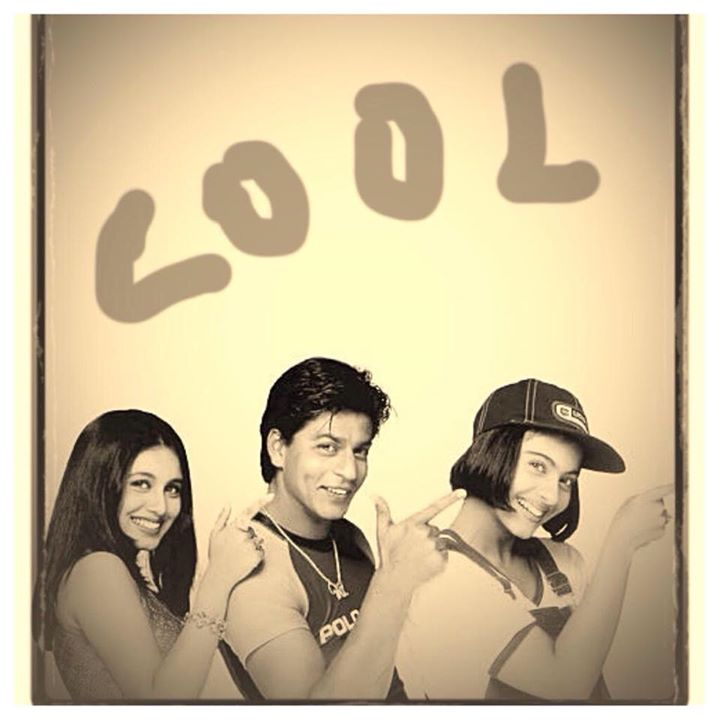 KKHH. Thank u Karan,Kajol Rani,Jatin-Lalit…& everyone who made the film happen. And of course Tom Uncle (Yash Johar).
