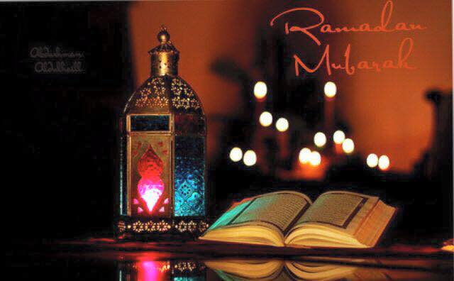 """…to look inwards & challenge the self, the ego, in our own eyes & as others see us."" Ramadan Mubarak to everyone."
