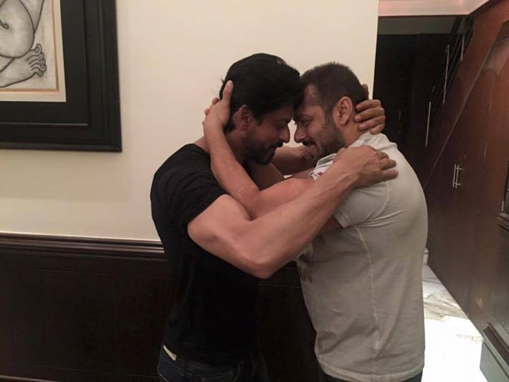 Bhai teaching me the moves for Sultan on my birthday.