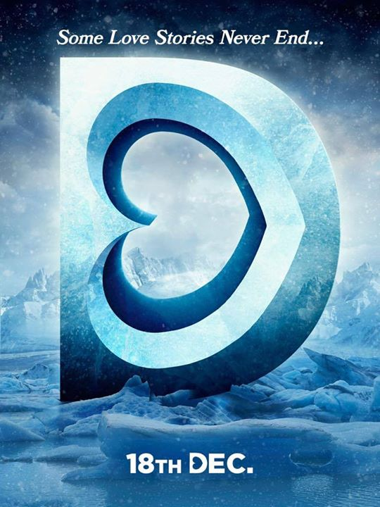 So how did you guys like the D poster? #DforDilwale