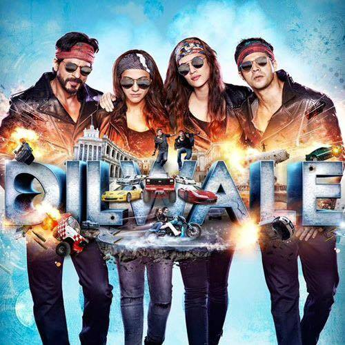 Just watched Dilwale end to end. Realised the best cure for life is happiness, laughter & a liberal amount of tears. The rest is inconsequential. #Dilwale18Dec