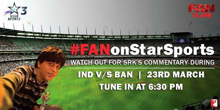 Calling all FANs to come and cheer for their favourite teams at the #WT20.