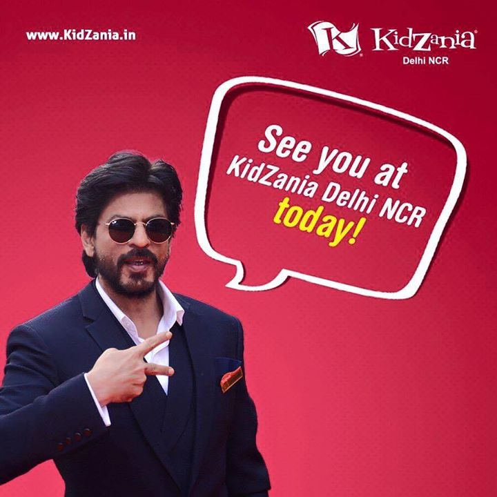 So happy for our second baby. Yay. In Delhi it's bigger and more fun things added. KidZania Delhi NCR