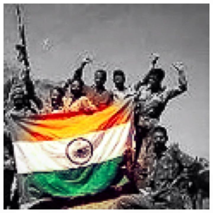 Thanks Indian army for the action against terrorism. We should all pray for safety & well being of our Indian soldiers.