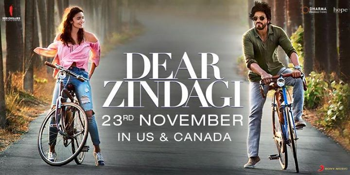 USA & Canada, time to embrace life with #DearZindagi! Get your tickets here!                              http://bit.ly/DearZindagi_Fandango