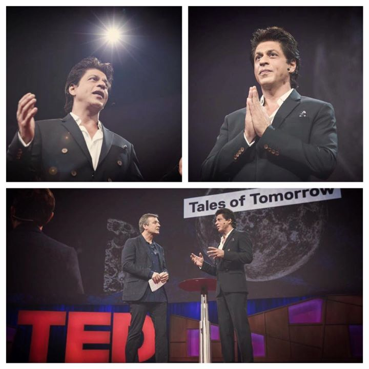 11th May Ted.com  I talk of a journey, mind numbing acronyms, my country, Future Us & Love made in India.