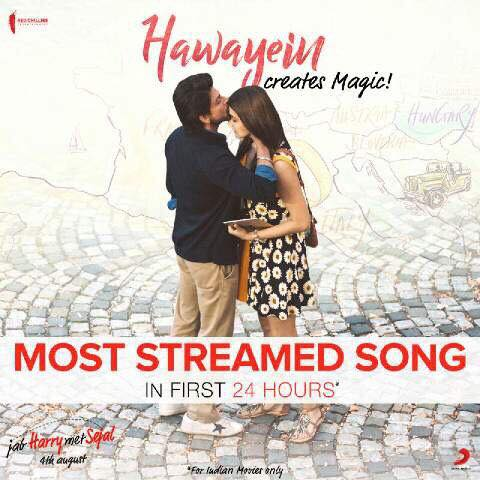 Thank you for the love … keep the Hawayein blowing.. keep streaming!  http://bit.ly/JHMSAlbumHungama