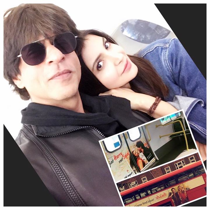Australia aur London Harry Sejal have reached…now onwards to Dubai…even at 5 am Sejal looks resplendent.. doesn't she!