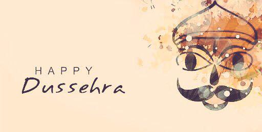 Wishing you love, health and happiness this #Dussehra ...