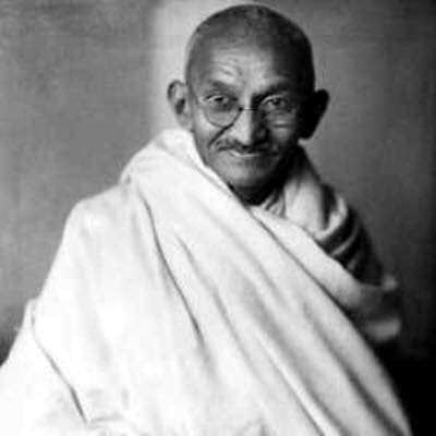 'Where there is love, there is life.' Let's spread love & warmth the way Bapu would've liked us to... #GandhiJayanti 