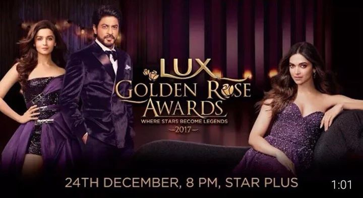 These women are an epitome of both beauty and strength. Join me and these divas on #LuxGoldenRoseAwards, Tonight at 8pm on STAR Plus #IAmMoreThanYouCanSee