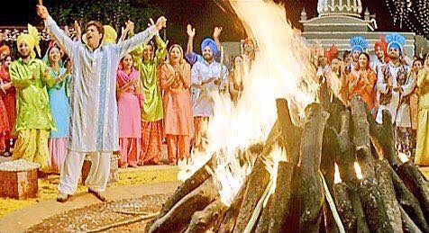 Peace and happiness to all of you this Lohri... #HappyLohri