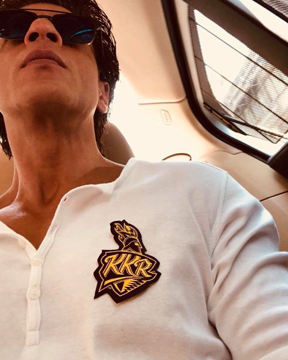 Kolkata see u at Eden. Let today's cheer be the loudest for KKR. Kolkata Knight Riders