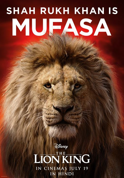 Glad to be a part of this journey... a timeless film. Voicing it in Hindi with my own Simba. The last time we did a film was around 15 years ago and it was 'Incredible' and this time around its even more fun. Hope everyone enjoys it 19th July onwards. #TheLionKing