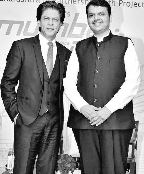 Thank u sir Devendra Fadnavis for making me a part of Mumbai 2.0. This is our city and we will do everything with you to make it more creative, competitive & culturally inclusive. Aamchi Magical Mumbai.