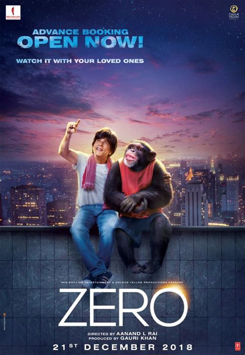 Aafia, Babita, Guddu, Ashok! Ye pehle hi kam the jo ye ek aur aa gaya! Par cute toh hai ye!  #2DaysToZero  Book your tickets now: http://www.redchillies.com/BookZeroTickets/  Anushka Sharma Katrina Kaif Aanand L Rai Red Chillies Entertainment Colour Yellow Productions