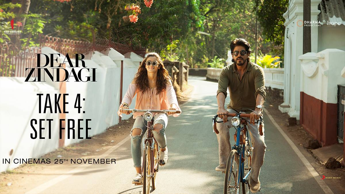 I wish I could espouse it as well as I expound it….but hope some of u get it. #DearZindagiTake4