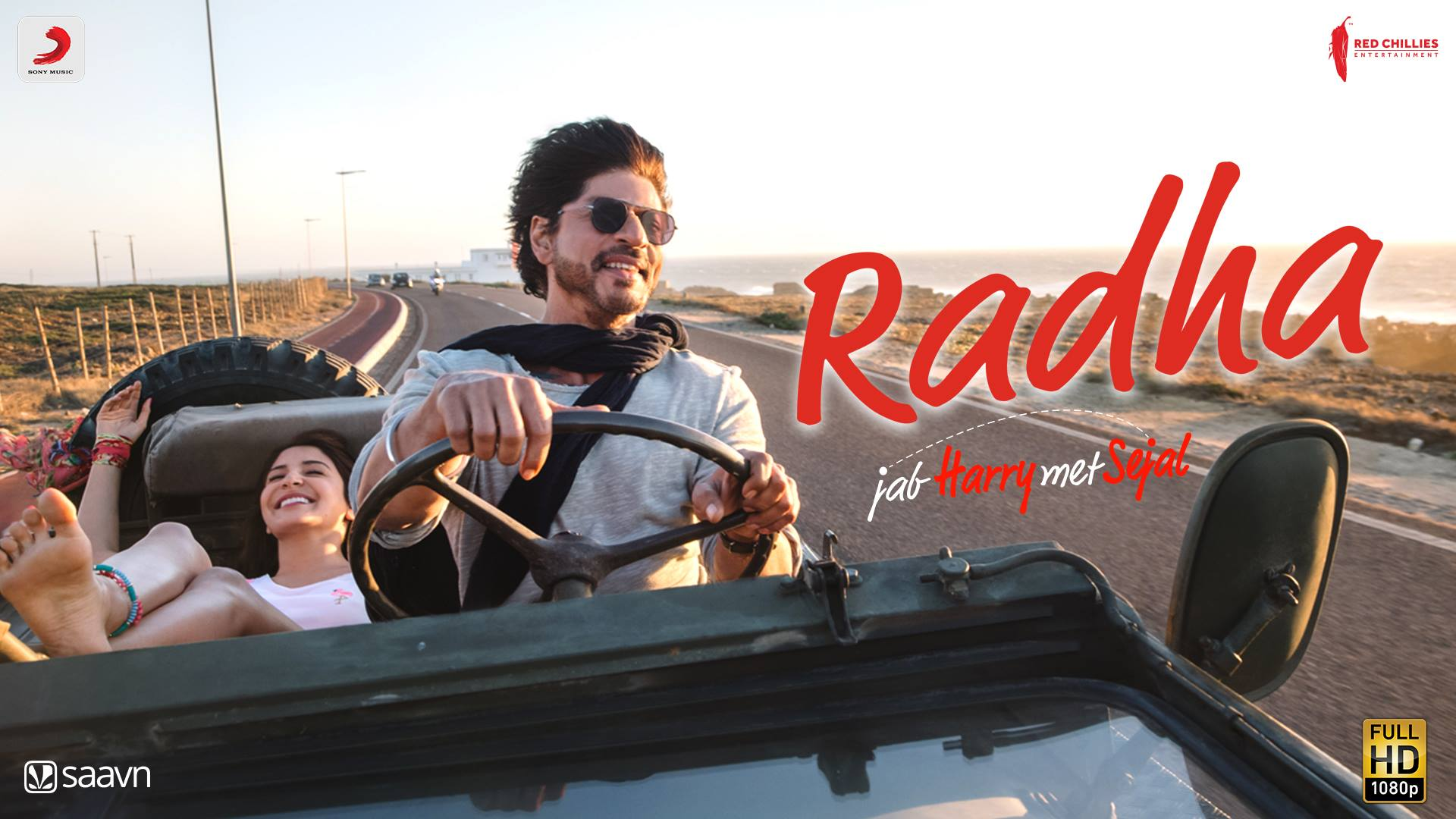 Sejal! Time's up. Bata de will you be my Radha?   Anushka Sharma Red Chillies Entertainment Imtiaz Ali Sony Music India Pritam #RadhaOutNow