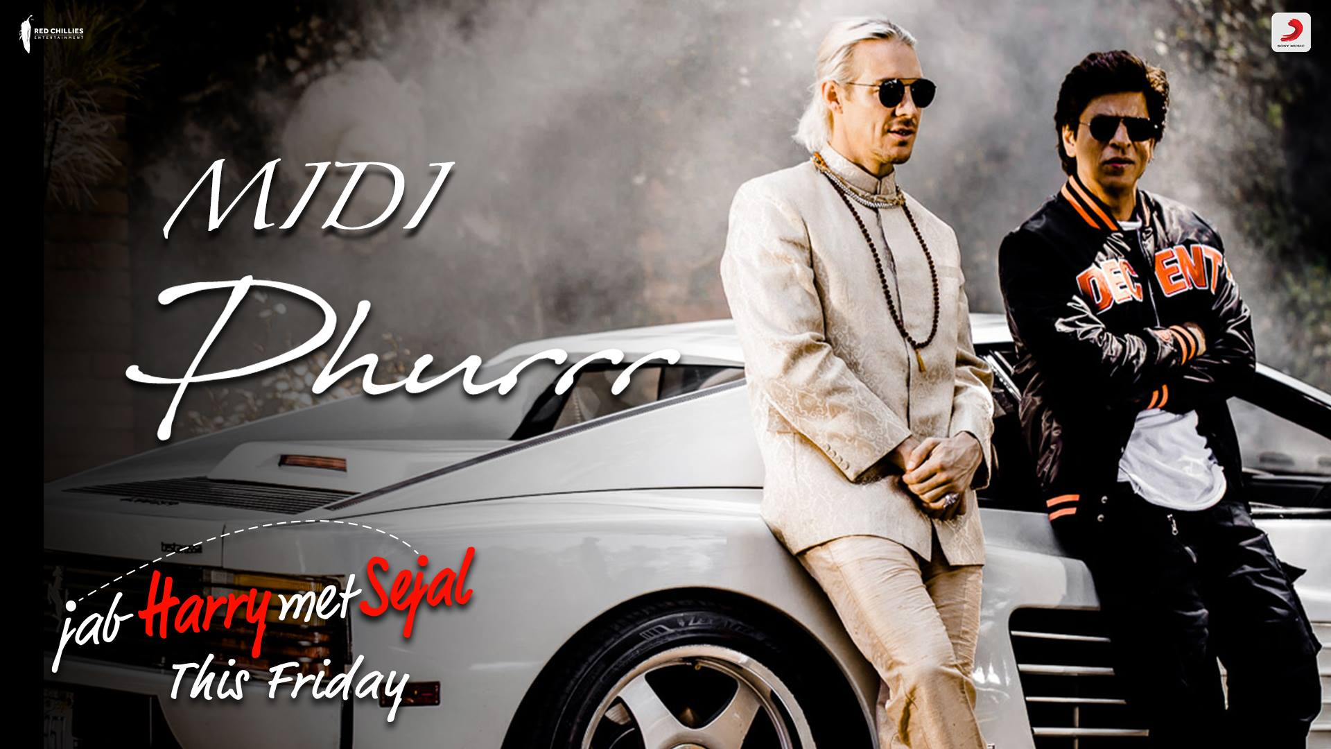 Why do anything else when you can #Phurrr!   Diplo Pritam Anushka Sharma Sony Music India Imtiaz Ali Red Chillies Entertainment