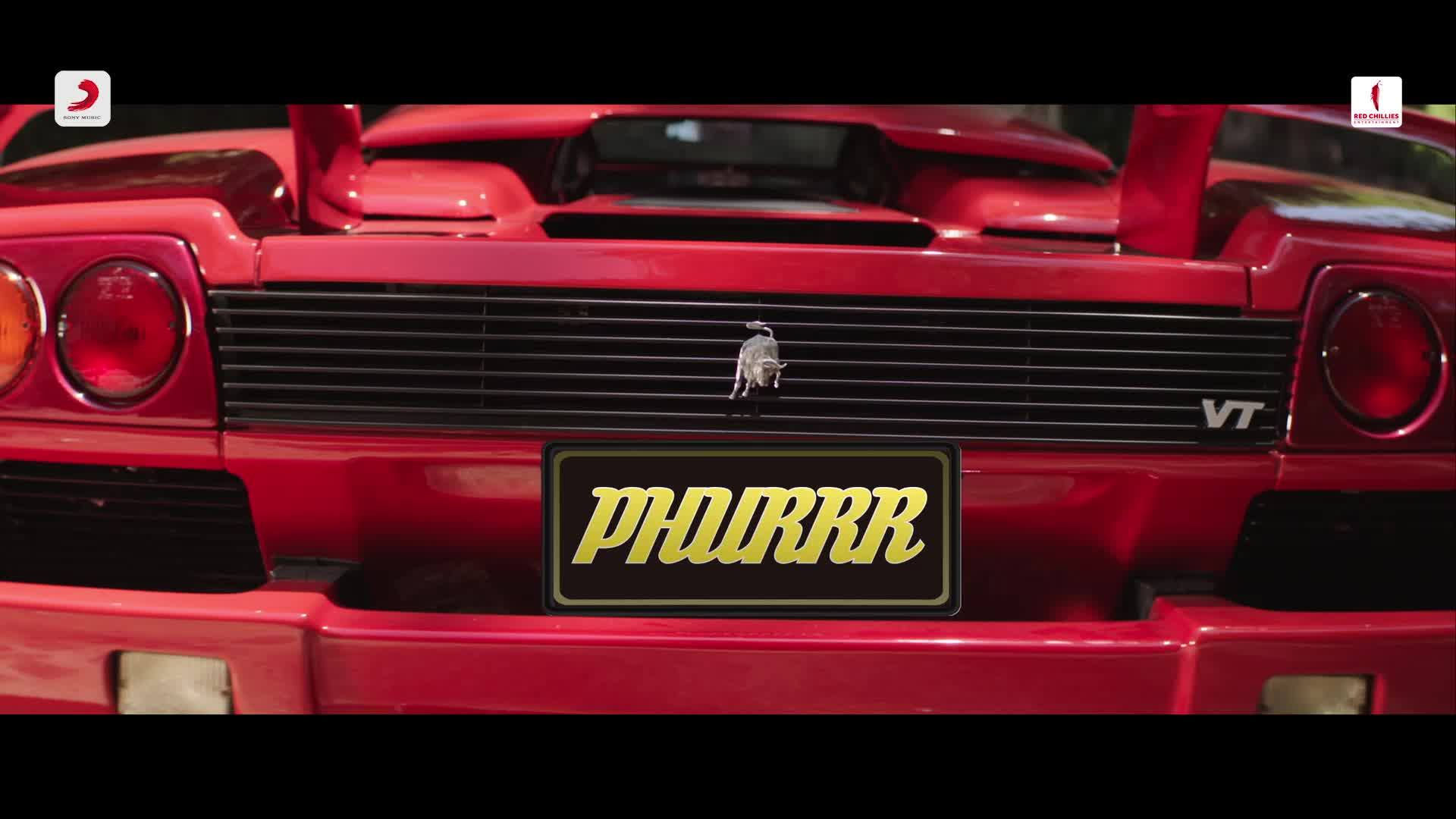 And here it is as promised. Everyone, let's go #Phurrr !!     Watch the video here: http://bit.ly/PhurrrOfficial  Diplo Pritam Anushka Sharma Sony Music India Imtiaz Ali Red Chillies Entertainment