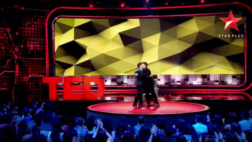 Karan Johar My friend. A man. A parent. #ChangingRelationships  #TEDTalksIndiaNayiSoch, This Sunday at 7pm only STAR Plus TED