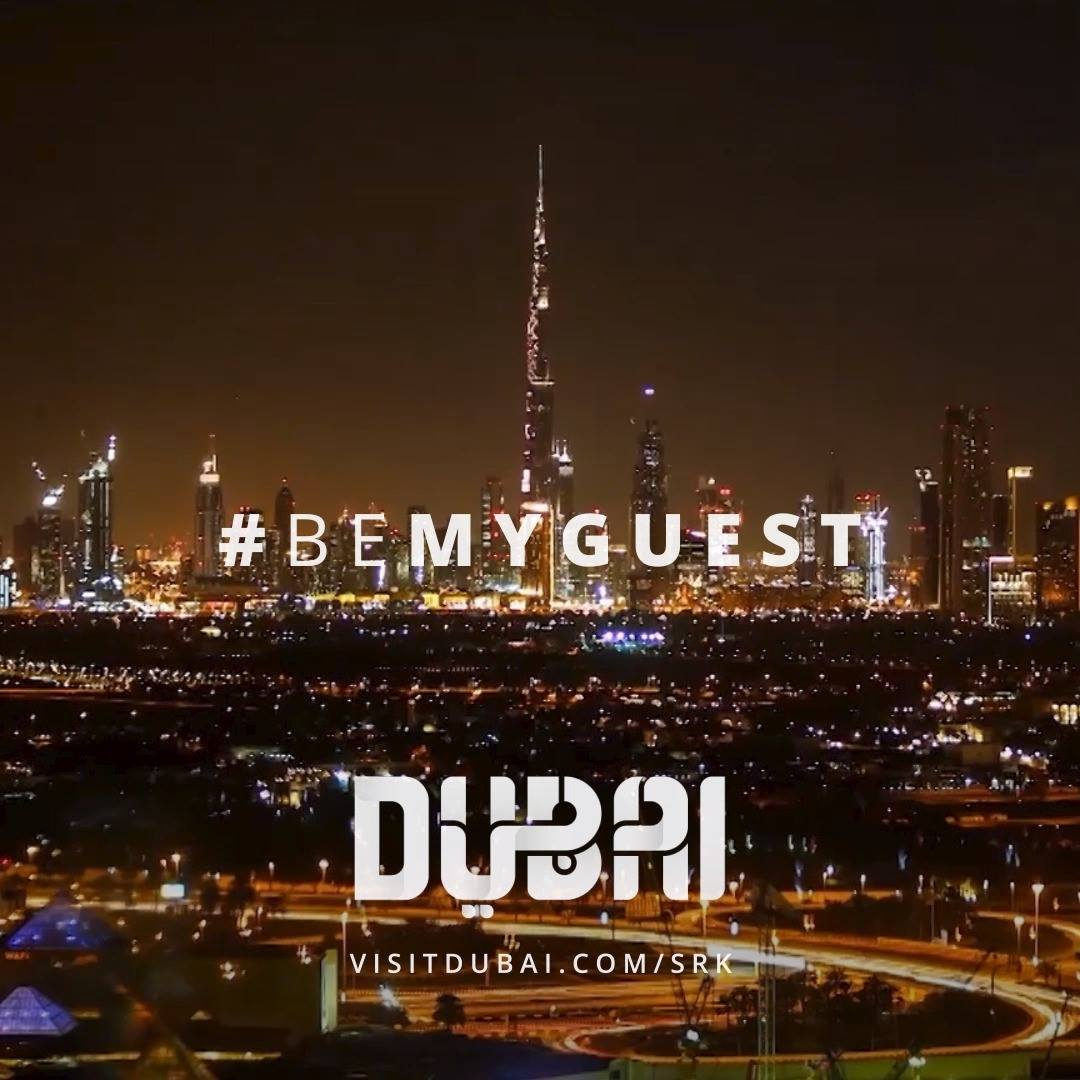 Experience stories of hope, adventure and new memories in Dubai. #BeMyGuest   http://bit.ly/2F5bNqt