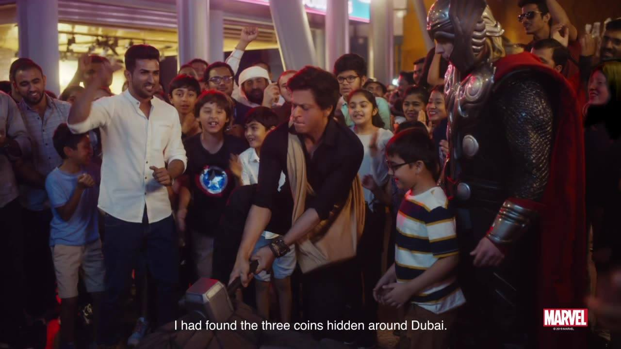 Dubai is indeed the king of all adventures. And a bigger surprise awaits me. Want to know what it is? Follow me on the last leg of this incredible holiday. #BeMyGuest and find out more on  https://www.visitdubai.com/en/discover/shah-rukh-khan-in-dubai