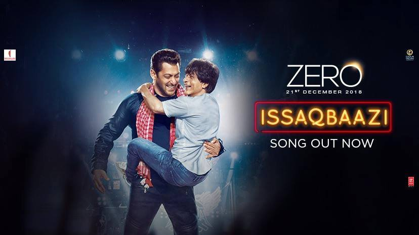 Akele chale the ishq ke safar par, karne mehboob ko raazi, dost aisa mila raah mein, kar aaye Issaqbaazi. #IssaqbaaziOutNow http://bit.ly/Issaqbaazi-Zero   Salman Khan Anushka Sharma Aanand L Rai Katrina Kaif Abhay Jodhpurkar Irshad Kamil T-Series Colour Yellow Productions Red Chillies Entertainment Zero The Film