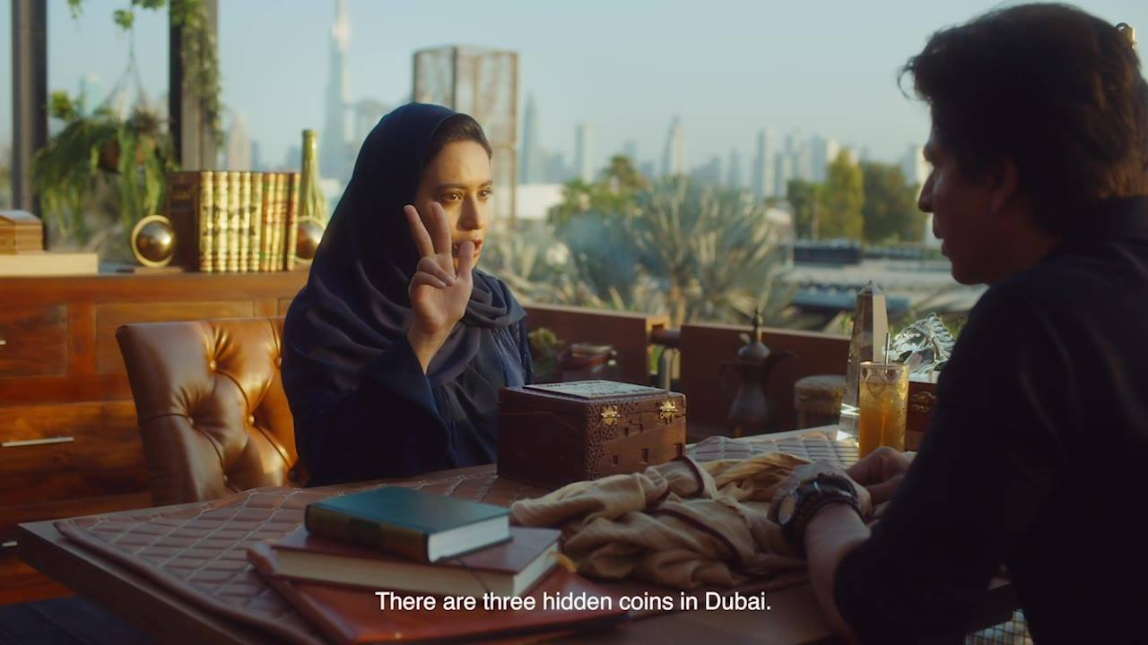 One incredible city. One iconic mission. Are you ready to join my adventure? #BeMyGuest  Find out more on https://www.visitdubai.com/en/discover/shah-rukh-khan-in-dubai
