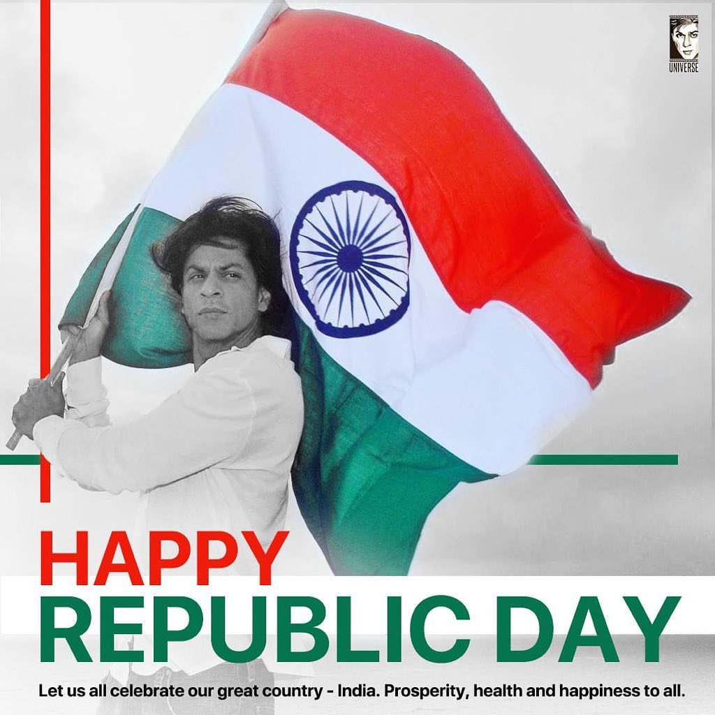 Nothing beautiful happens without struggle. Let's remember the struggle that gave us this beautiful day and celebrate both. #HappyRepublicDay to all.