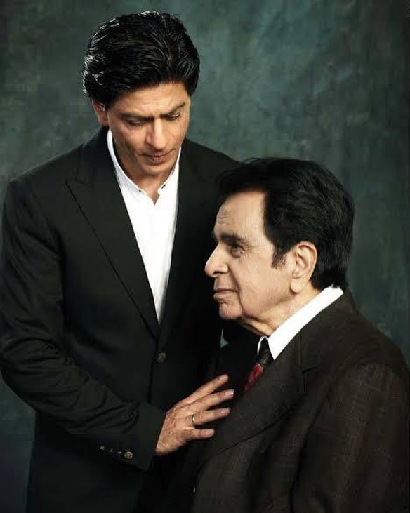 To the one and only, who amazed and inspired the world by just being himself... Wishing the legendary #DilipKumar a very Happy Birthday. I cherish and remember every time we've met in vivid detail and you have always loved me like your own. Love you tooo much. Have a good one Dilip Sahib.