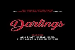 Life is tough Darlings, but so are you....both!  Unleashing our Darlings onto the world....Caution is advisable.  PS : yeh comedy thodi dark hai...  #Darlings presented by @redchilliesent, in association with @eternalsunshineproduction, starring @aliaabhatt, @shefalishahofficial, @itsvijayvarma and @roshan.matthew.  Directed by @jasmeet_k_reen and produced by @gaurikhan, @aliaabhatt & @_gauravverma